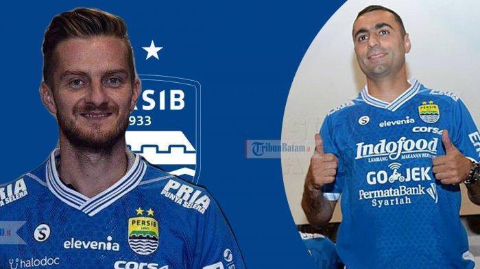 Bursa Transfer 2019, Persib Dikaitkan Ciro Alves dan Pemain Belanda, Artur & Mihelic Rawan Ditendang