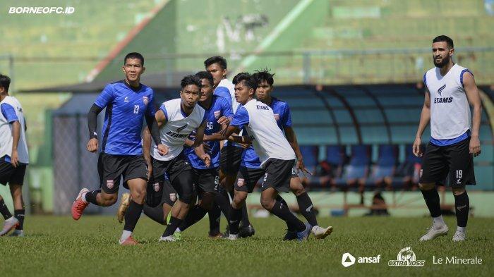 Jelang Borneo FC vs Persija Jakarta, Javlon Guseynov: Kami Harus Kerja Keras Agar Menang vs Persija