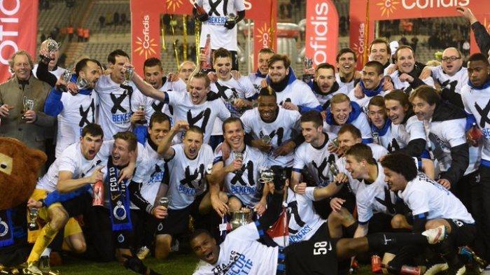 Liga Belgia Dihentikan, Pimpinan Klasemen Club Brugge Ditetapkan Sebagai Juara Musim 2019-2020