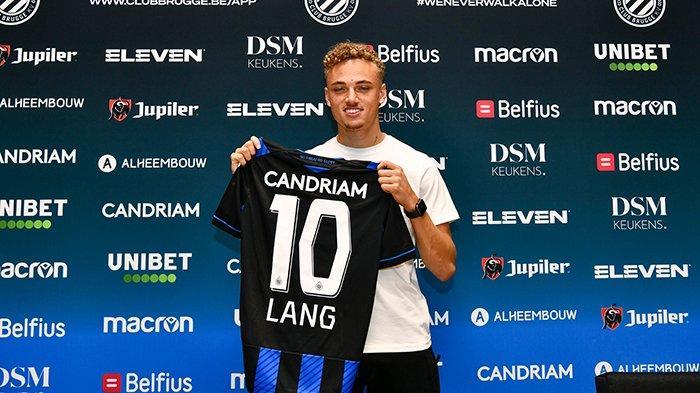 Transfer AC Milan - Sosok Noa Lang, Pemain Sayap Club Brugge Target Utama Milan