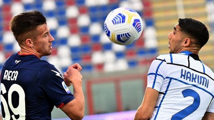 Hasil, Klasemen, Top Skor Liga Italia Setelah Inter Milan Menang, AC Milan Menang