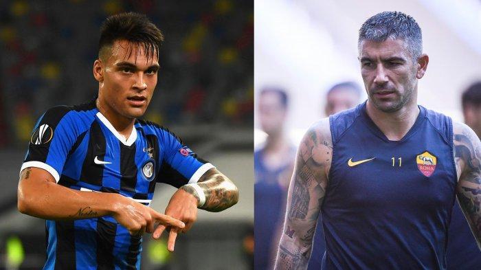 UPDATE Transfer Inter Milan - Kolarov Makin Dekat, Inter Tutup Pintu Keluar untuk Lautaro Martinez