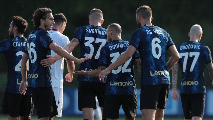 Hasil Ujicoba Pramusim Klub Liga Italia 2021-2022 FC Porto 1-1 AS Roma, Inter Milan 6-0 Crotone