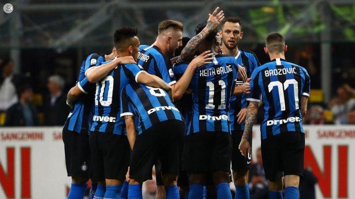 Jadwal Siaran Langsung Liga Champions Malam Ini, Inter Milan vs Slavia Praha Kick Off 23.55 WIB