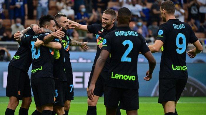 Hasil, Klasemen, Top Skor Liga Italia Setelah Inter Milan Menang, Edin Dzeko 3 Gol