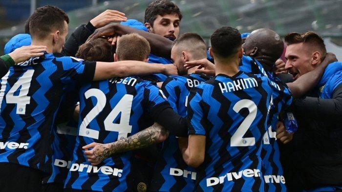 8 Laga Terakhir Inter Milan di Liga Italia, Lawan Napoli, Spezia, Verona, Crotone, Sampdoria