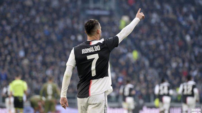 Bursa Transfer Liga Italia - Gantikan Cristiano Ronaldo, Juventus Incar Eks Kapten Inter Milan