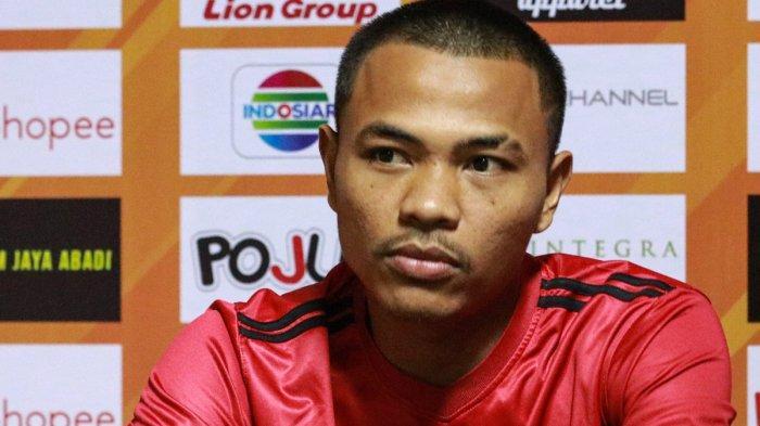 Pemain Madura United Asep Berlian Tak Kaget Liga 1 2020 Dihentikan karena Pandemi Virus Corona