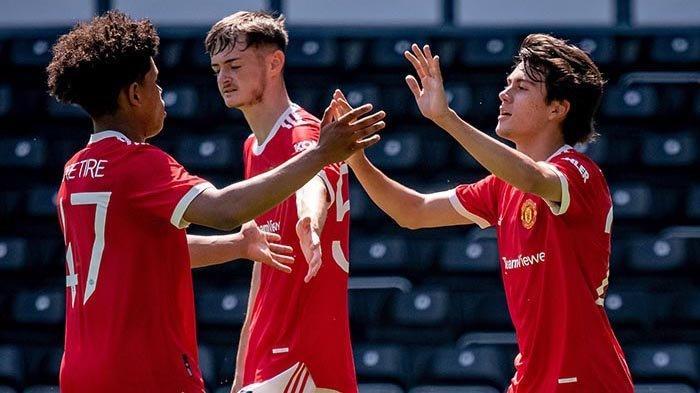 Hasil Ujicoba Pramusim Liga Inggris 2021-2022, Manchester United 2-1, Everton 1-0, Newcastle 0-1