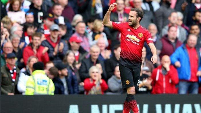 Hasil Babak Pertama Liga Inggris Manchester United vs Chelsea,Scor Imbang 1-1