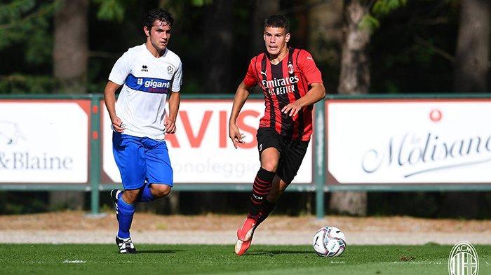 Hasil Ujicoba Pramusim Klub Liga Italia 2021-2022, AC Milan 6-0, Atalanta 13-0, Inter Milan 2-2