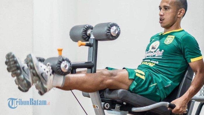 BERITA PERSEBAYA - Pemain Persebaya Wajib Ikuti Instruksi Pelatih Fisik, Ini Menu Latihan di Rumah