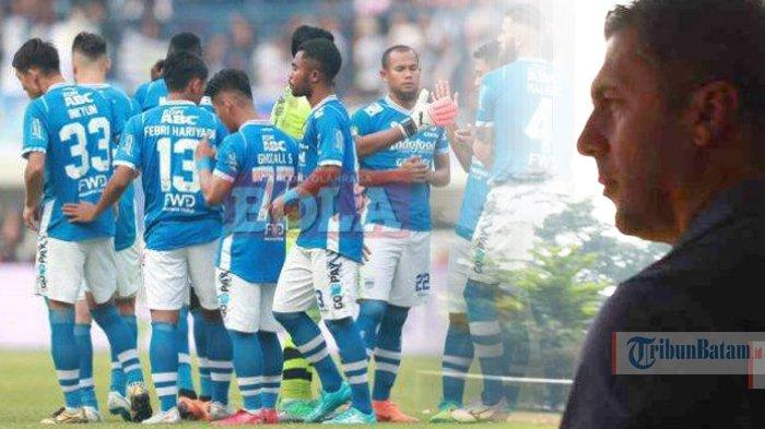 Beda dengan Mario Gomez, Ini Target Berat yang Dipikul Miljan Radovic Sebagai Pelatih Persib Bandung