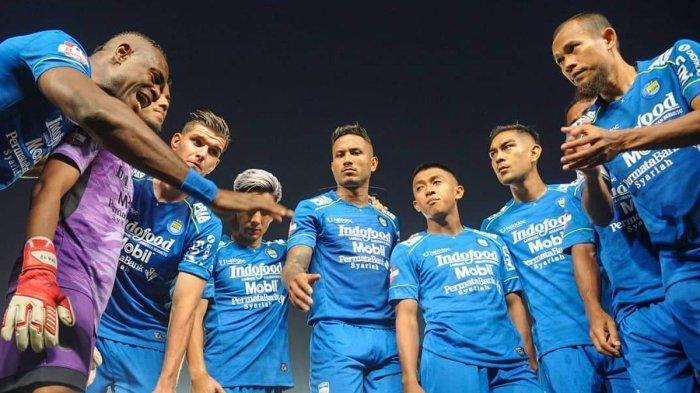 Kompetisi Liga 1 2020 Belum Jelas Kapan Dimulai, Manajemen Persib Bandung Tetap Bayar Gaji Pemain