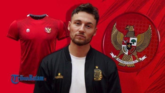 Pemain Persija Marc Klok Impikan Main di Timnas Garuda: Menjadi WNI dan Main di Timnas Indonesia