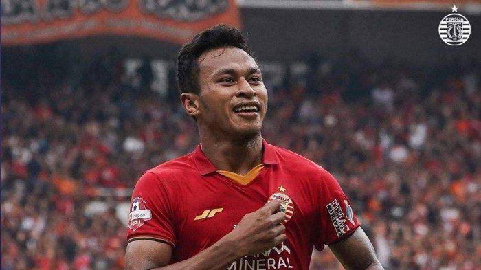 Pemain Persija Jakarta Osvaldo Haay Akui Latihan Mandiri di Rumah Jauh Lebih Berat