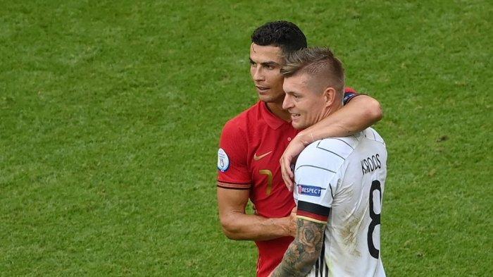 Gagal Bawa Die Mannschaft di Euro 2020, Toni Kross Umumkan Pensiun dari Timnas Jerman