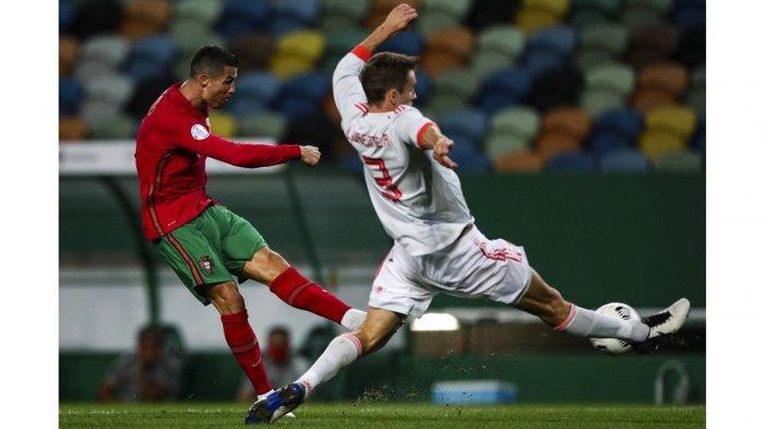 Hasil Portugal vs Spanyol, Cristiano Ronaldo Semprot Wasit, Laga Berakhir Imbang Tanpa Gol