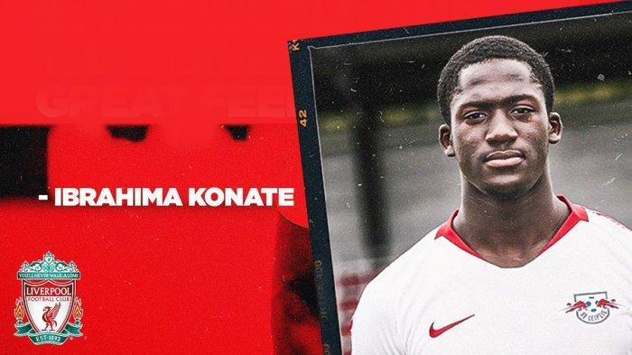 Transfer Pemain Liga Inggris 2021-2022, Liverpool Dapatkan Ibrahima Konate, Arsenal Lepas David Luiz