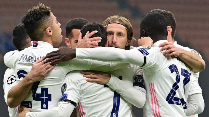 Siaran Langsung Real Madrid vs Celta Vigo, Kick Off 03.00 WIB via TV Online Vidio.com!