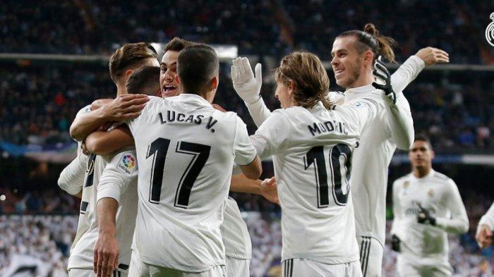Live Streaming Leganes vs Real Madrid La Liga Spanyol Malam Ini, Kick Off 02.00 WIB Live BeIN Sport