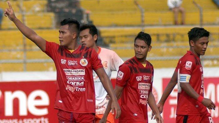 Semen Padang Lakukan ini Jelang Lawan Persita, Komentar Instagram: Bawa Kabau Sirah ke Liga 1