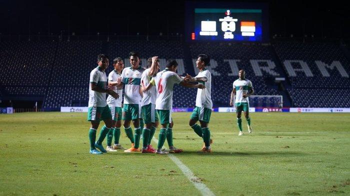 Hasil Timnas Indonesia vs Taiwan, Egy, Ricky Kambuaya, Witan Cetak Gol, Indonesia Menang