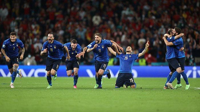 Hasil Italia vs Spanyol, Donnarumma Gagalkan Penalti Alvaro Morata, Italia ke Final Piala Eropa 2020