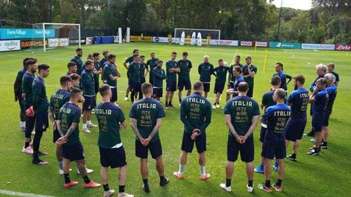 Timnas Italia EURO 2020 Didominasi Pemain Juventus, Ada 3 Nama Dicoret Roberto Mancini