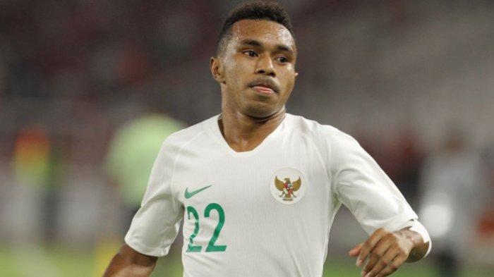 Todd Rivaldo Ferre Dicoret dari Timnas U23 Indonesia untuk Kualifikasi AFC U23 2020. Ada Apa?