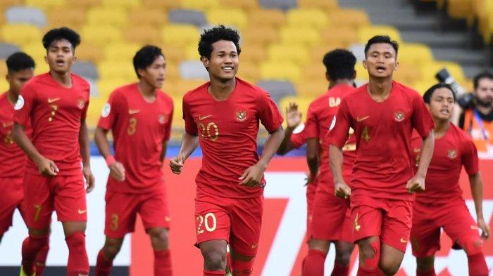 Hasil dan Klasemen Piala AFF U18 2019 - Timnas U18 Indonesia Juara Grup, Bagus Kahfi Top Skorer