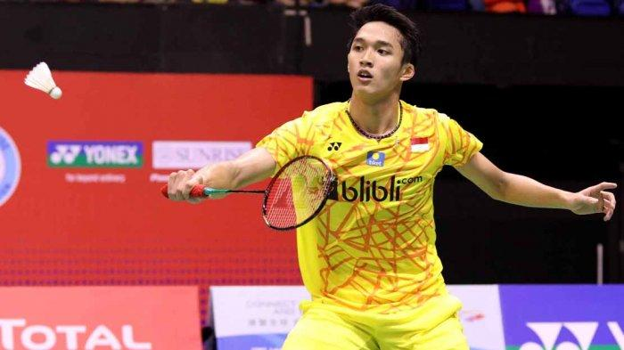 SEDANG BERLANGSUNG! Semifinal Indonesia Master 2019 - Jonatan Christie Hadapi Tunggal Putra Denmark