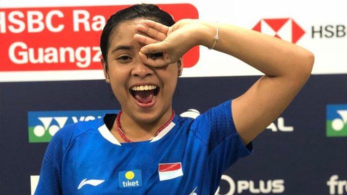 Hasil Toyota Thailand Open 2021, Shesar Hiren Rhustavito & Gregoria Menang, Lolos ke Babak Kedua