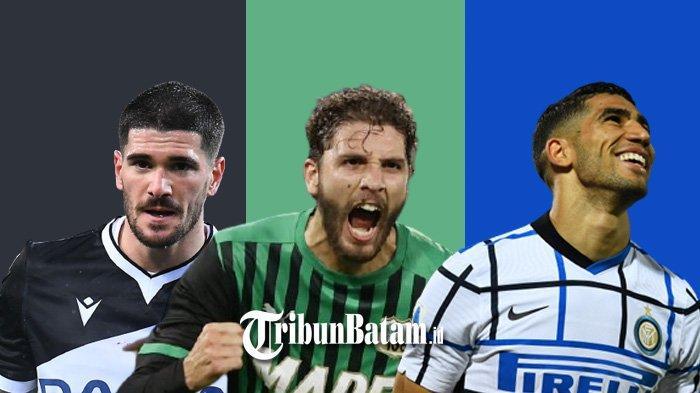 Transfer Liga Italia, Incaran AC Milan Rodrigo De Paul Pilih Atletico, Hakimi Tinggalkan Inter?