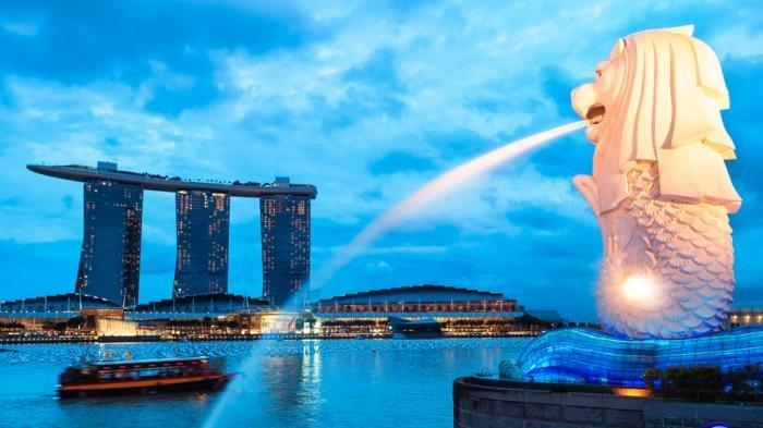 Covid-19 Berhasil Dikendalikan, Singapura Kebut Vaksinasi dan Longgarkan Acara Sosial