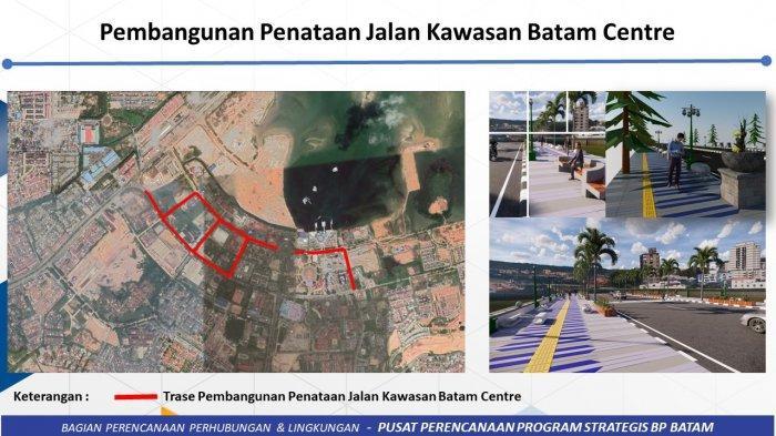 Infrastruktur Jadi Prioritas Pembangunan BP Batam