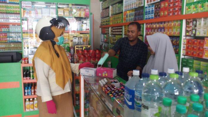 Apotek dan Toko Obat di Karimun Raup Untung dari Kabar Virus Corona, Pembelian Masker Meningkat