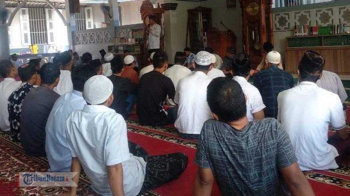 Wali Kota Syahrul Buka Pesantren Ramadhan di Rutan Tanjungpinang, Berlangsung Selama 1 Bulan