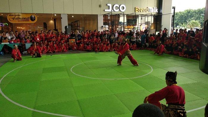 Hundreds of Pesilat in Riau Islands Joined Tapak Suci Regional Championship