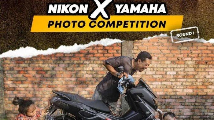 Warga Kepri Menang Kontes Foto Yamaha X Nikon