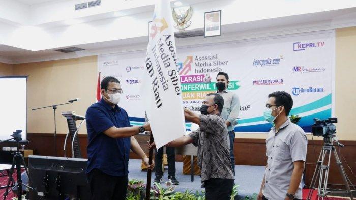Charles Sitompul Pimpin AMSI Kepri Periode 2021-2024
