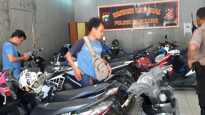 Waspada, 2 Tersangka Polsek Sagulung ini Ungkap Alasan Incar Sepeda Motor Matik