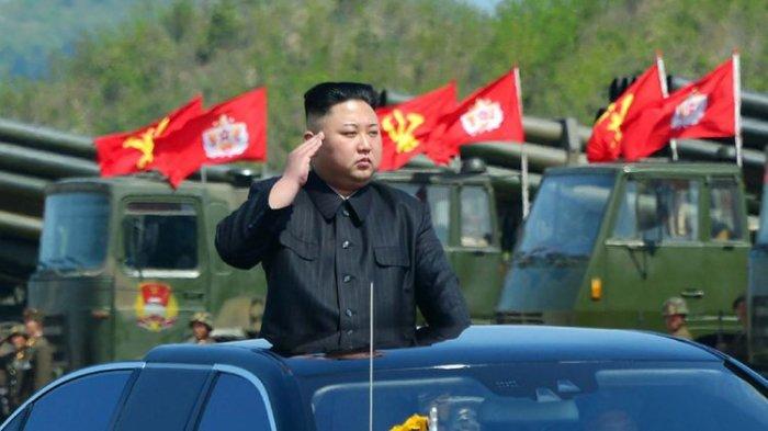 Kim Jong Un Beri Ucapan Selamat HUT ke-75 RI, Berikan Pujian Ini untuk Indonesia