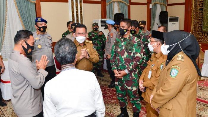 Gubernur Kepri Keluarkan Pembatasan Aktivitas Ramadan dan Lebaran untuk Tekan Covid-19