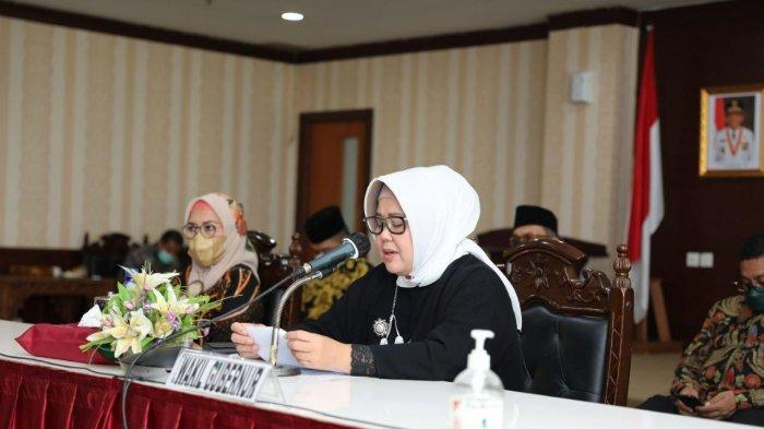 Wagub Marlin Agustina Hadiri Doa Bersama Lintas Agama di Kepri