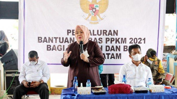 Wagub Kepri Marlin Agustina Ajak Masyarakat Sukseskan Ikhtiar Melawan Pandemi Covid-19