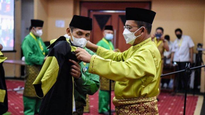 Gubernur Kepri  Ansar Ahmad Lantik Hakim STQH IX Kepri 2021