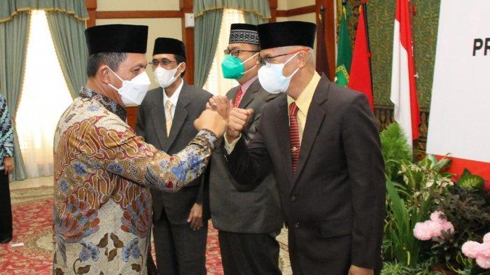 Gubernur Kepri Ansar Ahmad Lantik Ketua Baznas Kepri, Potensi Zakat Kepri Capai Rp 3 Triliun