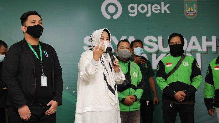 Wagub Kepri Marlin Ingatkan Disiplin Protokol Kesehatan, Jangan Lalai Walau Sudah Divaksin