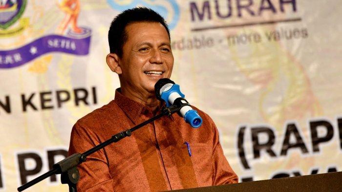 Gubernur Ansar Ahmad Ajak Kadin Bersama Pulihkan Ekonomi Kepri